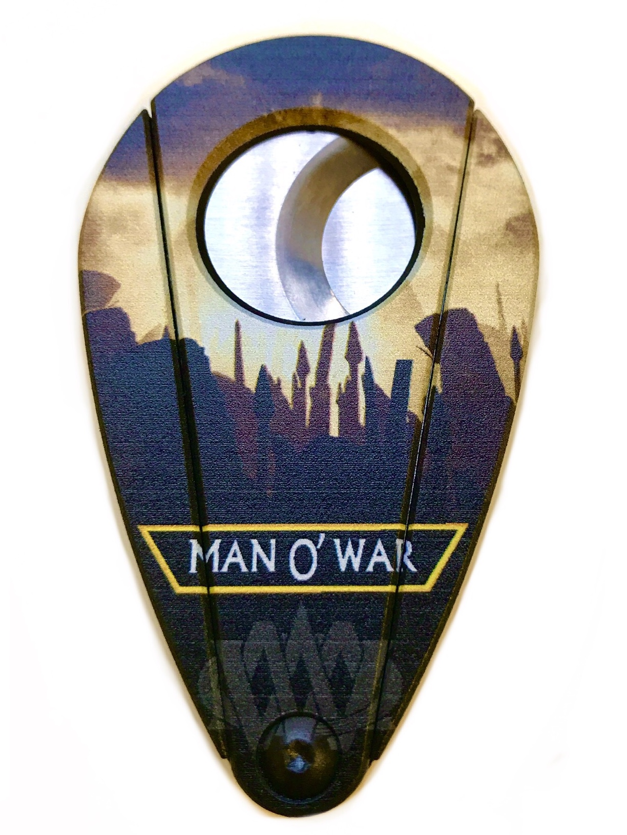 man o war xikar cigar cutters image