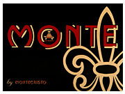 Monte by Montecristo Toro - Box of 16   image