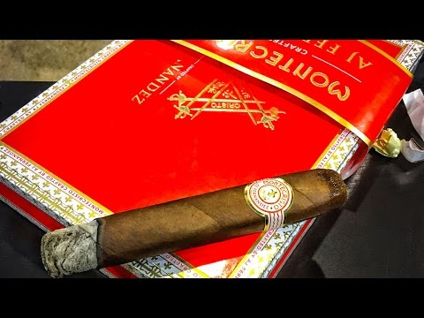 Montecristo Crafted by AJ Fernandez Toro - Box of 10 image