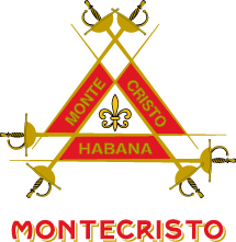 Cuban Montecristo Golf Balls - Box of 3 image