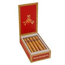 Montecristo Red No. 1 Lonsdale - Box of 10 image