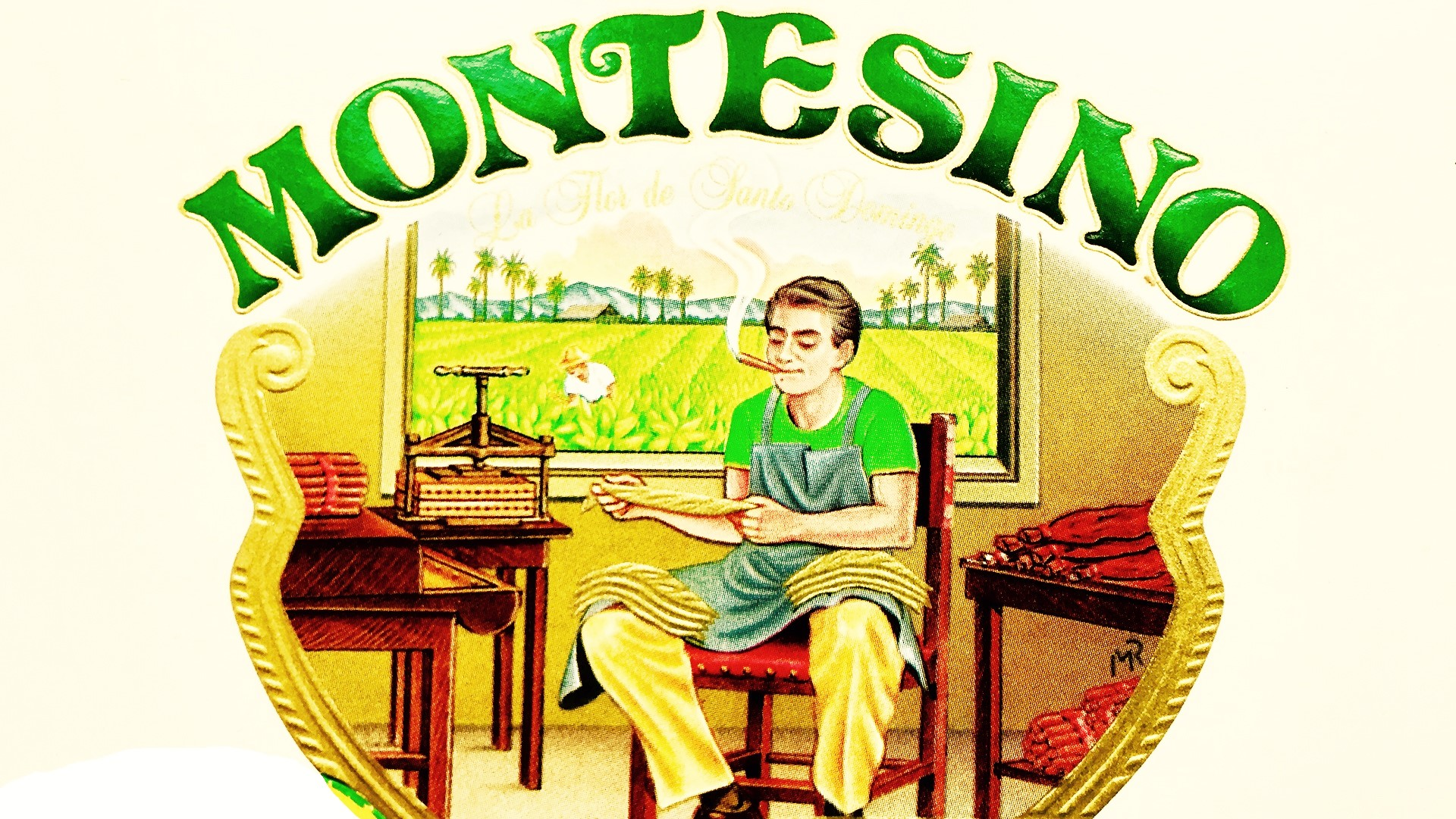 montesino cigars graphic image