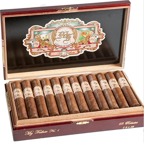 My Father Cedros Deluxe Eminente, Corona - Box of 23 image