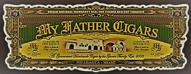 my father cigars seal image