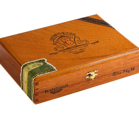 my father el centurion cigars box closed image