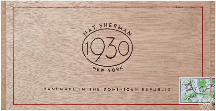 Nat Sherman 1930 Collection Corona Grande - Box of 24 image