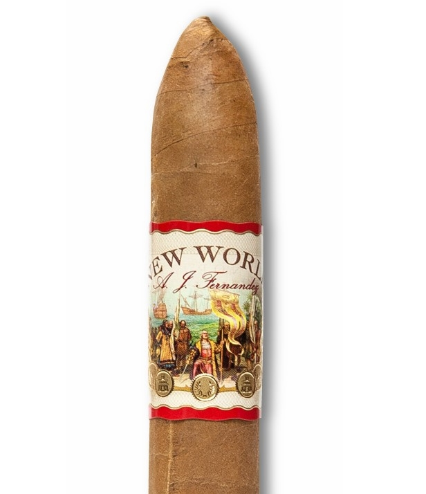 new world connecticut belicoso cigars seal image