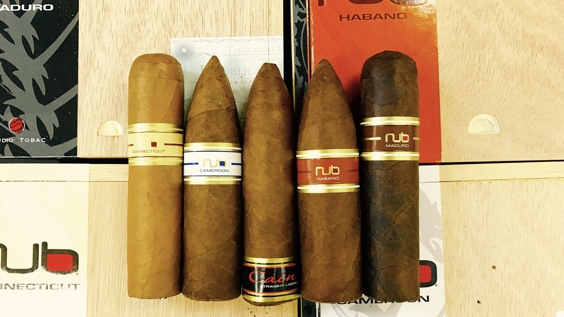 Nub Habano, 464, Torpedo - Box of 24 image