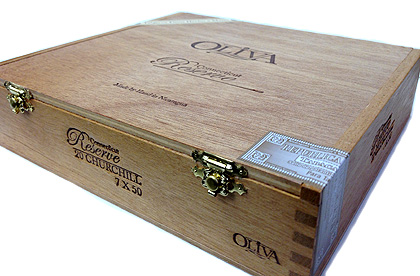 Oliva Connecticut Reserve Robusto - Box of 20 image