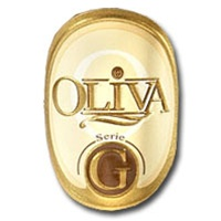 oliva g robusto cigar band image
