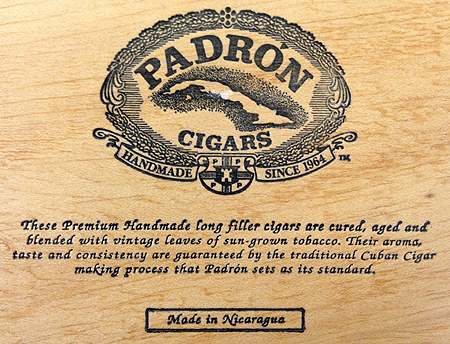 Padron Londres  - Box of 25 image
