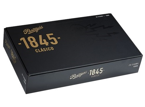 partagas 1845 robusto cigars box image