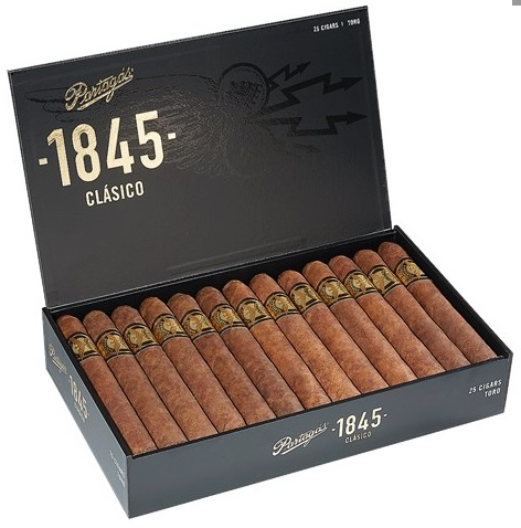 partagas 1845 cigars box image