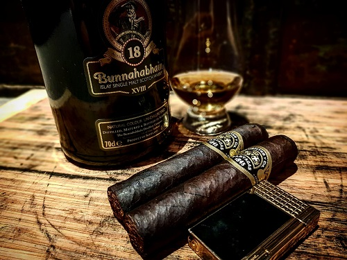 Partagas Black Label Magnifico - 5 Pack image