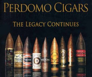 Perdomo Exhibicion Sun Grown Torpedo - Box of 20  image