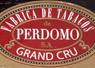 Perdomo Grand Cru Robusto, Connecticut, Sun Grown - Box of 24 image