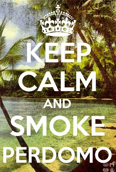 perdomo keep calm graphic image