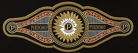 perdomo small batch cigars band image