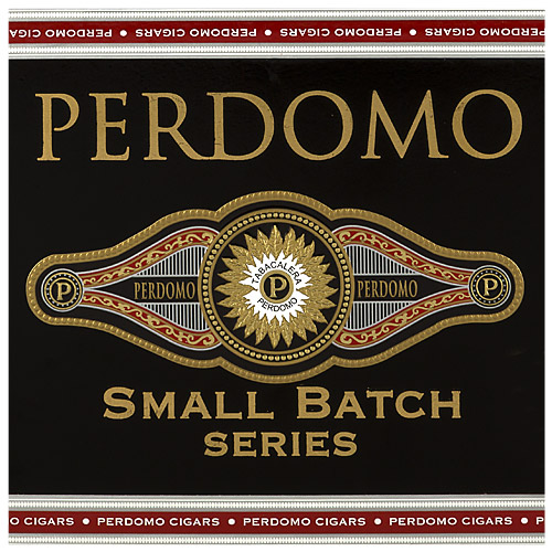 perdomo small batch cigars logo by permission image
