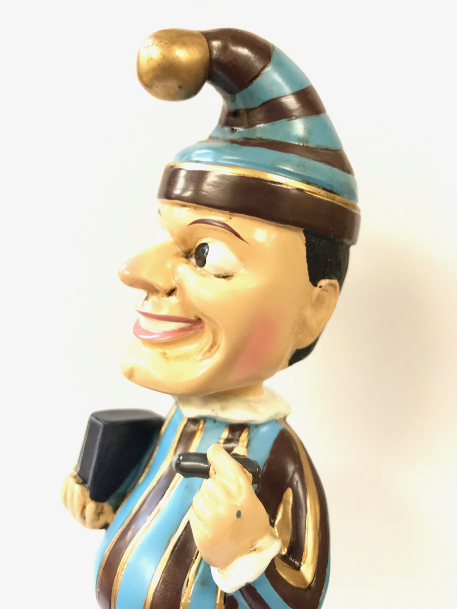 Punch Mr. Punch Bobblehead - Rare! image