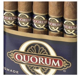 quorum shade grown cigars bundle image