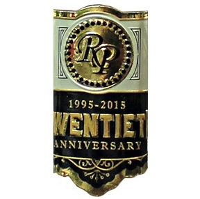 rocky patel 20th anniversary cigars band image