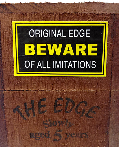 rocky patel the edge cigars box graphics image