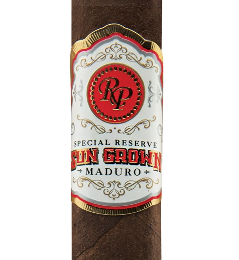 Rocky Patel Sun Grown Maduro Petite Belicoso - Box of 20 image