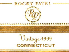rocky patel vintage 1999 churchill cigar band image