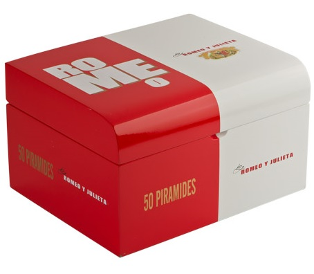Romeo y Julieta Reserve Maduro Commemorative Humidor for #3 Cigar of the Year image