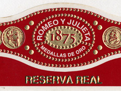 Romeo y Julieta Reserva Real Magnum - Box of 20 image