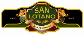 san lotano connecticut cigars band image