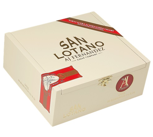 san lotano oval cigars box closed image
