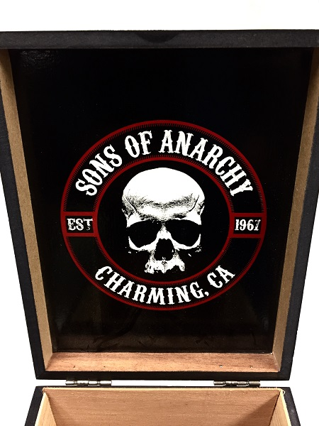 Sons of Anarchy by Black Crown Robusto (5 x 54) - Pack of 20 image