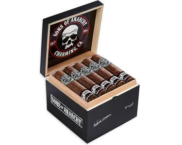 sons of anarchy cigar box image