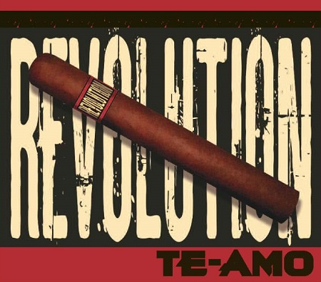 te-amo revolution cigar stick image
