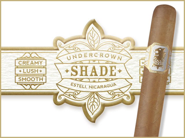 Drew Estate Undercrown Shade Gordito (Gordo) - 5 Pack image