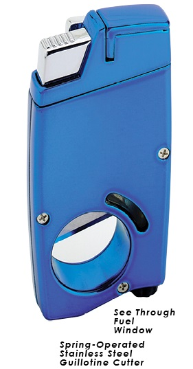 xcalibur Cigar lighter blue image