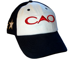 CAO America Hat - Only 3 Left!