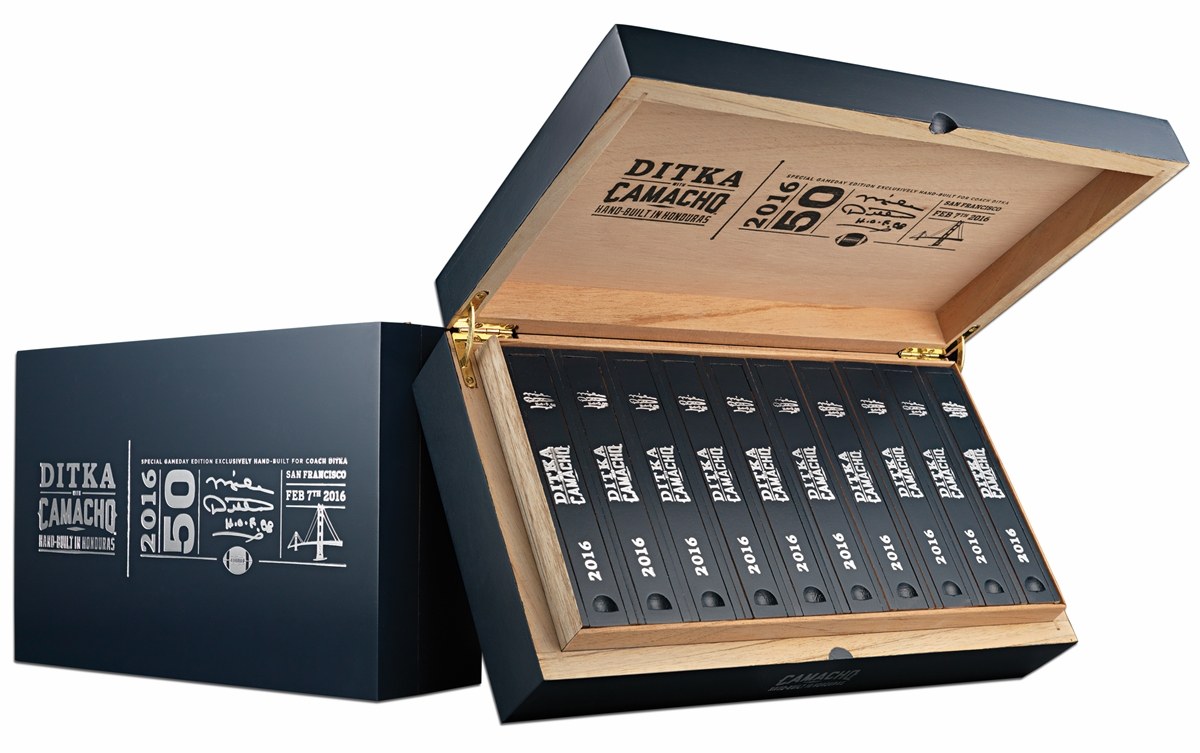 Camacho Ditka Special Gameday Edition 2016 - 5 Coffin Boxes