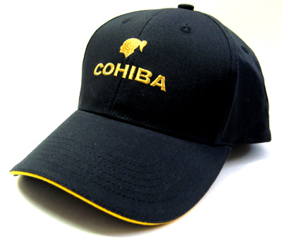 Cuban Cohiba Indian Head Logo Hat