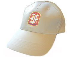 Logo Embroidered Ballcap