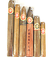 Fonseca Sun Grown Cedar 6  Cigar Sampler