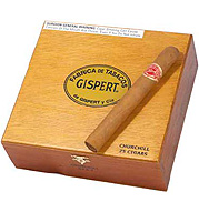 Gispert Toro, Maduro - Box of 25 - Rated 90!