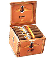 Boxer Robusto, Natural - Box of 25