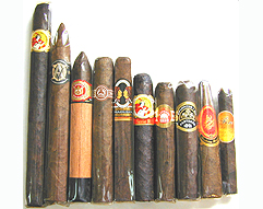 Handcrafted Maduro Select - 10 Cigar Sampler