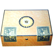 Perdomo Reserve Champagne Noir - Perdomo 100 Count Humidor - Limited Edition