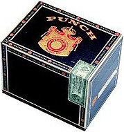 Punch (Hon.) Rothschild, Natural - Box of 50