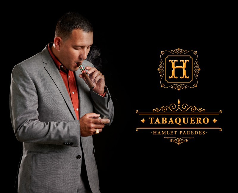 Tabaquero by Hamlet Paredes Robusto Grande - Box of 20