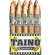 Taino Classic Torpedo, Natural - Bundle of 20